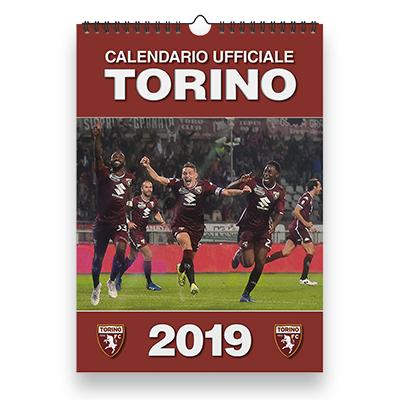 Torino Fc Calendario.Calendario Fc Torino 2019 Ufficiale